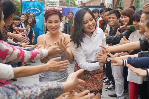 """vietnam idol """"lan banh"""" di tim nguoi ke nhiem trong hieu - 3"""