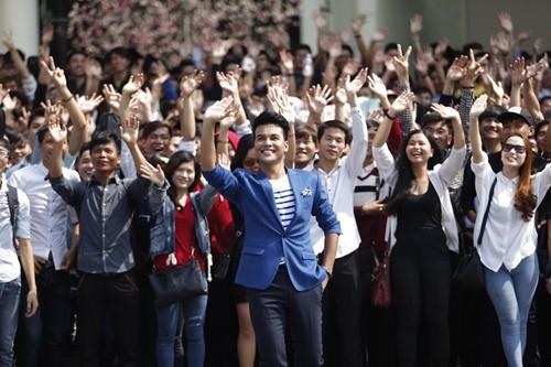 """vietnam idol """"lan banh"""" di tim nguoi ke nhiem trong hieu - 5"""