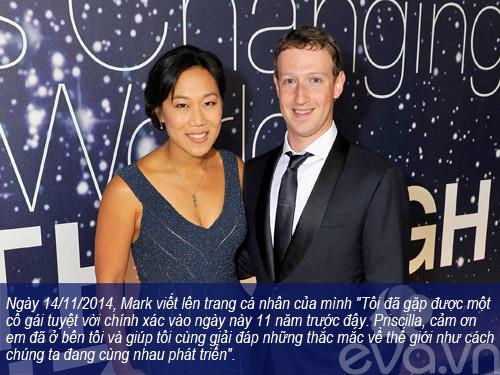 """""""chuyen tinh harvard"""" cua ong chu facebook - 9"""
