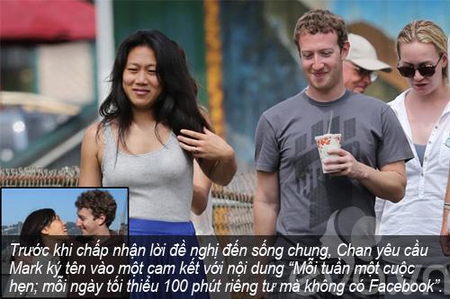 """""""chuyen tinh harvard"""" cua ong chu facebook - 4"""