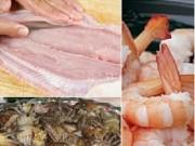 Tin tức - Những sai lầm khi bổ sung canxi từ tôm, cua, cá của người Việt
