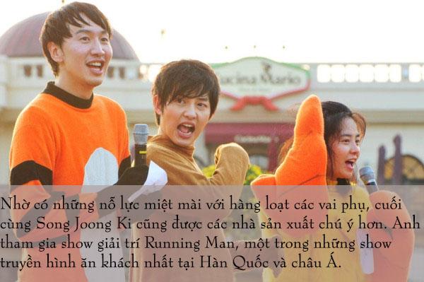 """con duong tro thanh """"soai ca quan nhan"""" cua song joong ki - 2"""