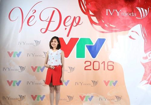 "he lo hau truong cuoc thi ""ve dep vtv 2016"" - 5"