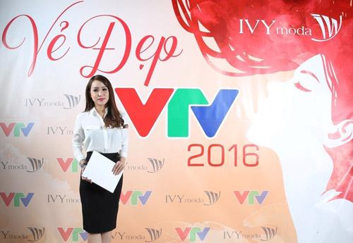 "he lo hau truong cuoc thi ""ve dep vtv 2016"" - 7"