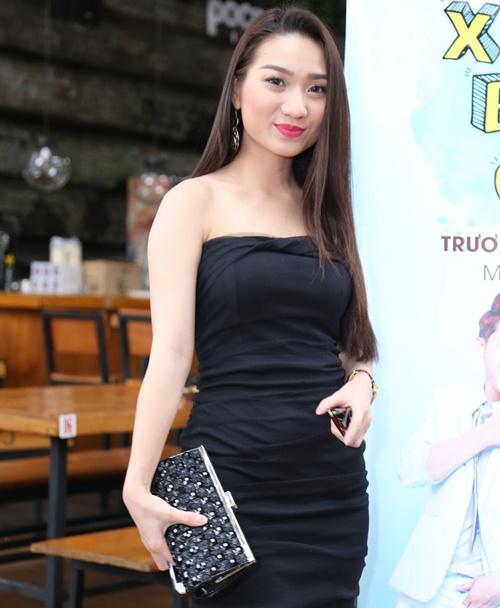 nha phuong lan dau khoe em gai xinh dep tai su kien - 9