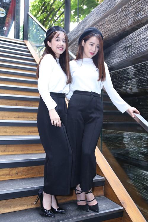 nha phuong lan dau khoe em gai xinh dep tai su kien - 3