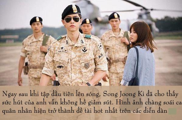 """con duong tro thanh """"soai ca quan nhan"""" cua song joong ki - 12"""