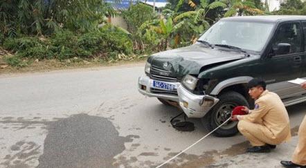 xe bien xanh dam chet thai phu da duoc thanh ly - 1