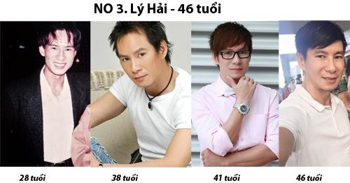 """top 5 """"ong chu khong tuoi"""" duoc yeu nhat showbiz viet - 7"""