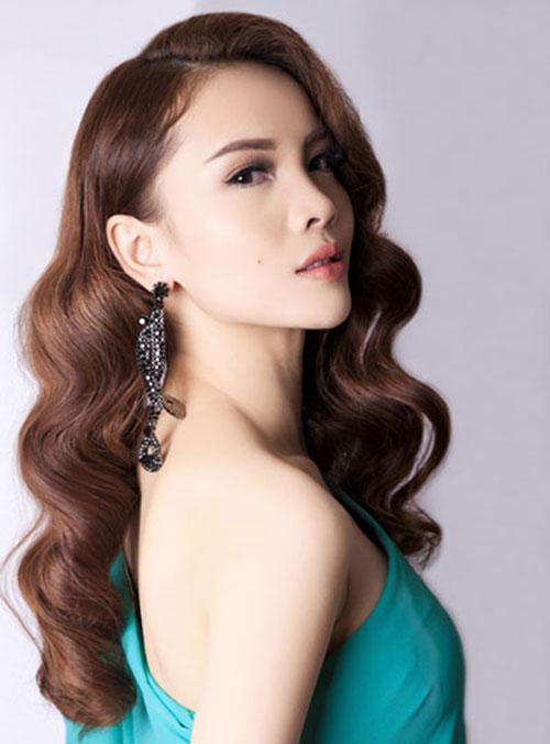 tao kieu xinh yeu cho ban gai toc dai di choi 8/3 - 1