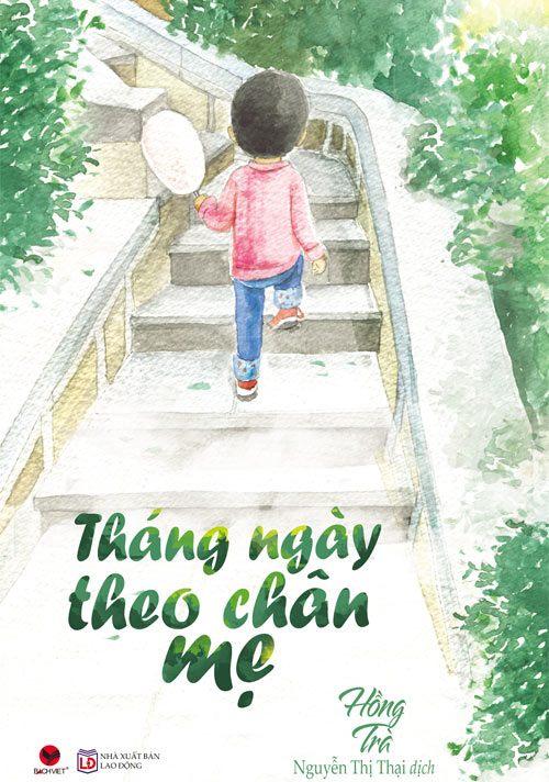 """tang doc gia ha noi sach """"thang ngay theo chan me"""" - 1"""