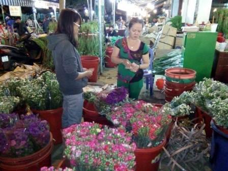 hoa tuoi ngay 8/3 gia tang khoang 30% - 1