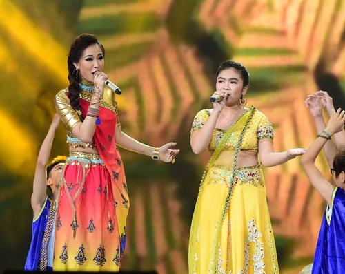 "the remix 2016: noo phuoc thinh hoa ""phu ong me gai"", dien xuat than - 4"