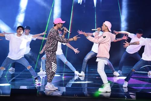 "the remix 2016: noo phuoc thinh hoa ""phu ong me gai"", dien xuat than - 8"