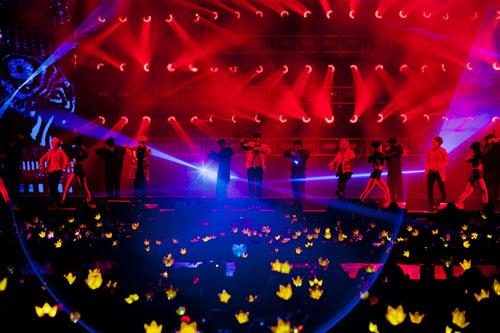 "lang nghe loi chao tam biet cua big bang voi ""final in seoul"" - 1"