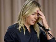 Tin tức - Người đẹp Sharapova dương tính với doping