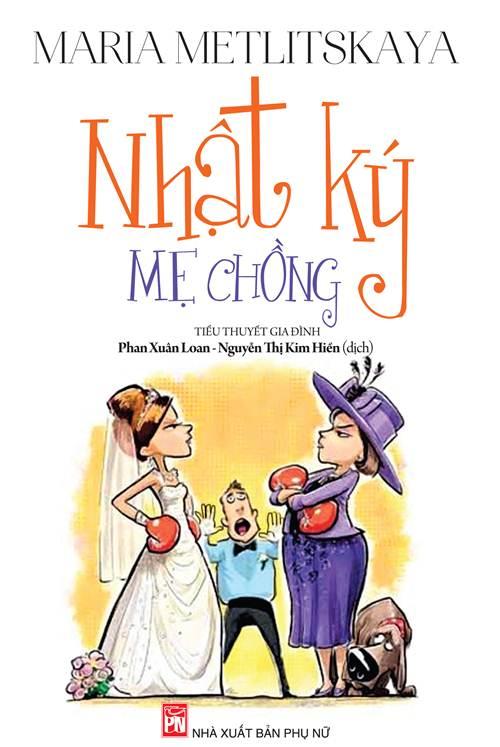"""""""nhat ky me chong"""": me chong - nang dau, phai dau chuyen kho! - 1"""