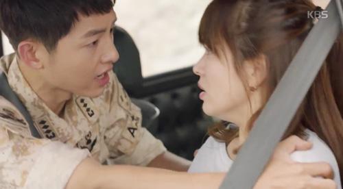 """""""bac si"""" song hye kyo suyt mat mang vi tai nan nghiem trong - 2"""