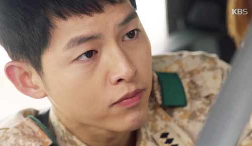 """""""bac si"""" song hye kyo suyt mat mang vi tai nan nghiem trong - 3"""