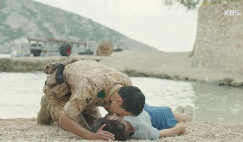 """""""bac si"""" song hye kyo suyt mat mang vi tai nan nghiem trong - 4"""