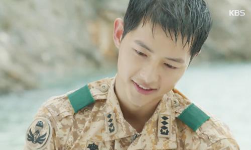 """""""bac si"""" song hye kyo suyt mat mang vi tai nan nghiem trong - 6"""