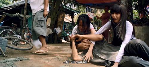 """ngoc trinh: """"em khong phai mot mon hang"""" - 3"""