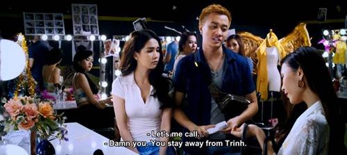 """ngoc trinh: """"em khong phai mot mon hang"""" - 5"""