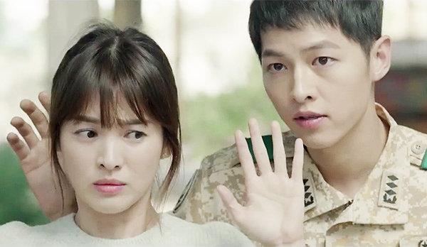 """song joong ki tung """"bi cam"""" yeu song hye kyo - 3"""