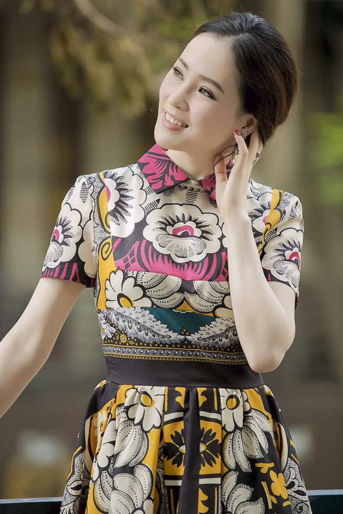 "a hau thai nhu ngoc ""sang chanh"" voi ""cay"" hang hieu - 9"