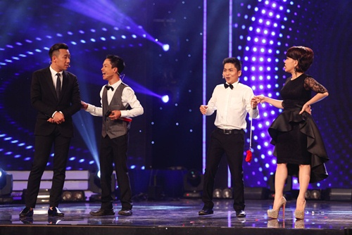 dem ban ket vietnam's got talent gay that vong - 3