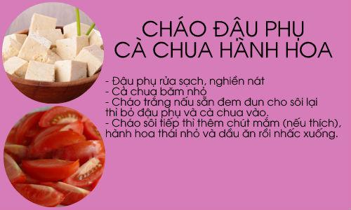 kho cong thuc chao an dam ngon bo cho be chong lon - 11
