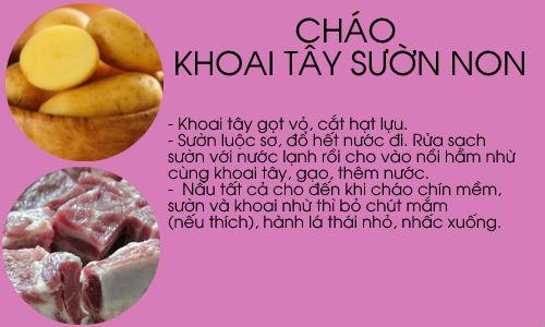 kho cong thuc chao an dam ngon bo cho be chong lon - 3