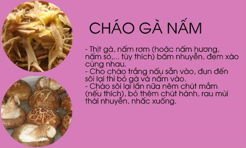 kho cong thuc chao an dam ngon bo cho be chong lon - 4