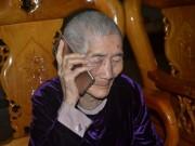 """Ngày mới - Hình ảnh cuộc sống của cụ bà 107 tuổi """"30 năm chưa đi viện"""""""