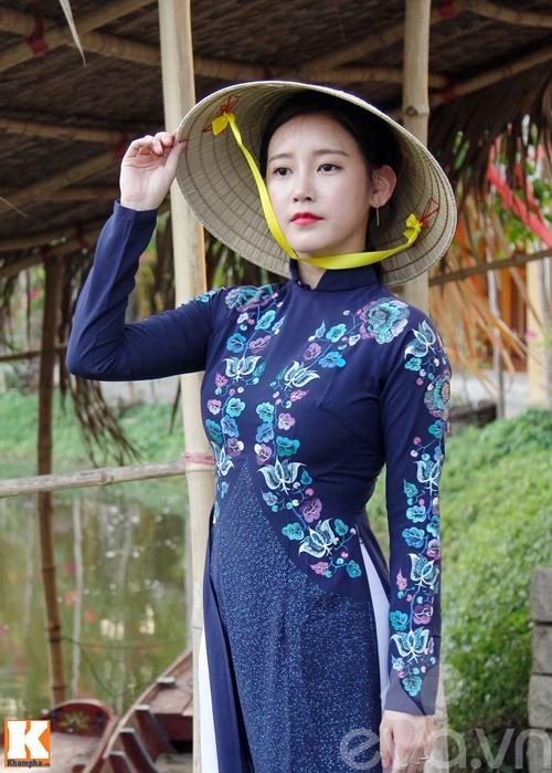 t-ara dep hut hon khi dien ao dai truyen thong viet nam - 2