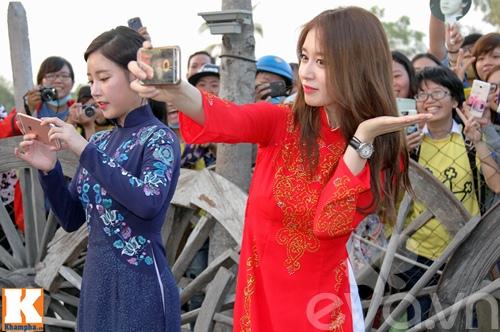 t-ara dep hut hon khi dien ao dai truyen thong viet nam - 5