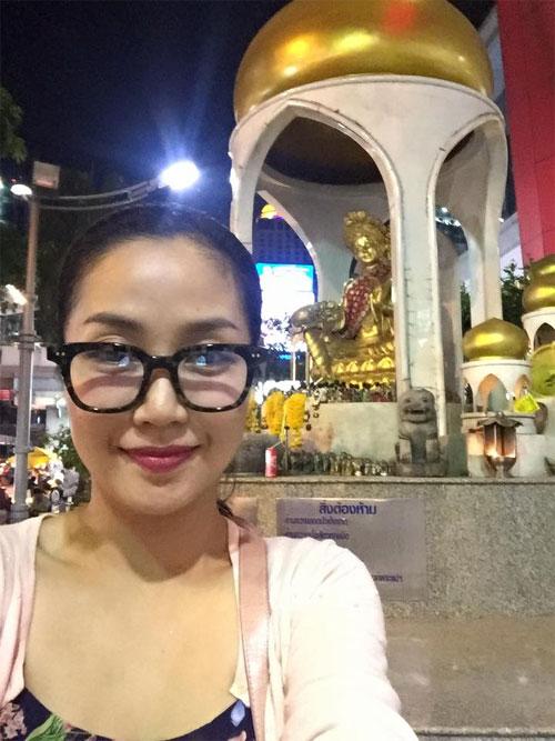 """tran thanh goi hanh dong chup len la """"vo nhan"""" - 8"""