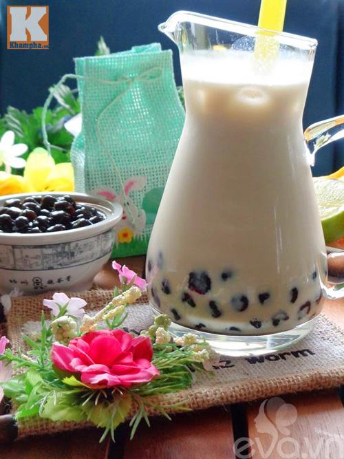 tu lam tra sua tran chau de lau khong cung - 12