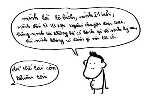"""le bich bung phe: """"ngon tinh hay bo xu, toi gi phai thay doi?"""" - 1"""