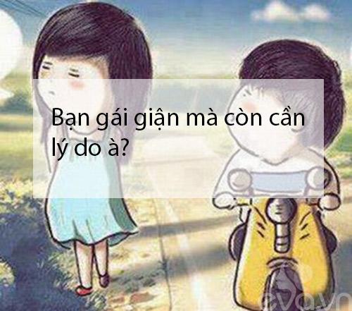 'cuoi bo' voi 10 ly do 'chuan khoi chinh' khi con gai gian - 10