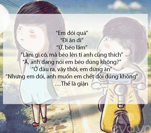 'cuoi bo' voi 10 ly do 'chuan khoi chinh' khi con gai gian - 9