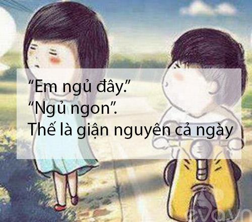 'cuoi bo' voi 10 ly do 'chuan khoi chinh' khi con gai gian - 1