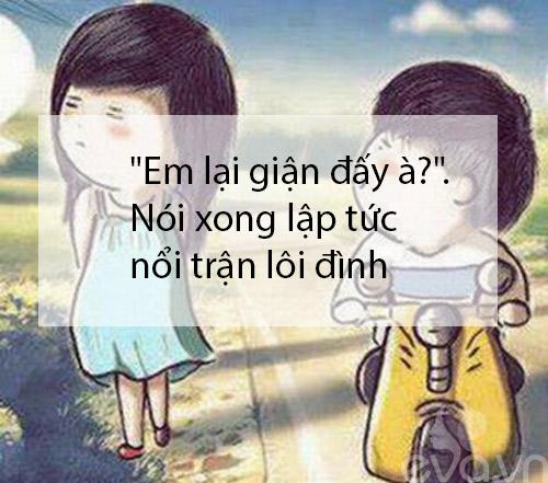 'cuoi bo' voi 10 ly do 'chuan khoi chinh' khi con gai gian - 4