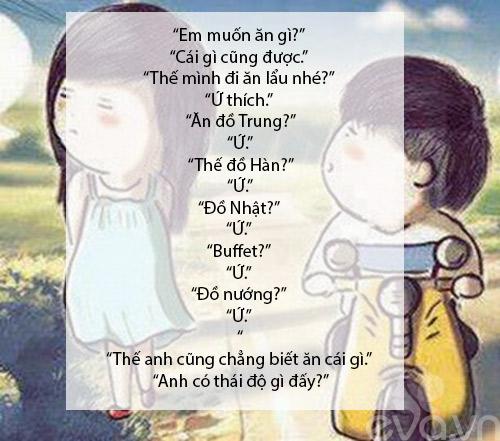 'cuoi bo' voi 10 ly do 'chuan khoi chinh' khi con gai gian - 8