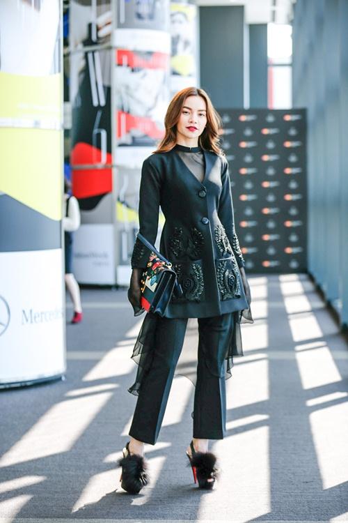 ho ngoc ha sanh dieu tham du tokyo fashion week 2016 - 2