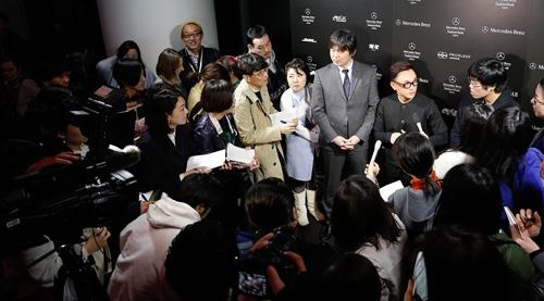 ho ngoc ha sanh dieu tham du tokyo fashion week 2016 - 9
