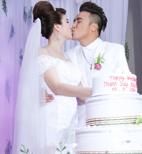 nam cuong va vo moi cuoi hanh phuc du dam cuoi kha ly - 17