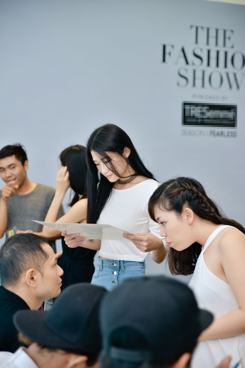 kha my van khoe chan dai khi casting the fashion show - 3