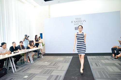 kha my van khoe chan dai khi casting the fashion show - 10