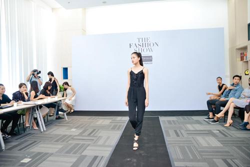 kha my van khoe chan dai khi casting the fashion show - 7